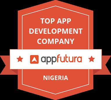 badge top app company nigeria Albanny Technologies - Web Design and Digital Marketing company