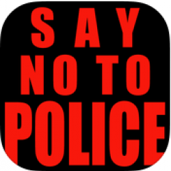 Say No To Police By Ralph Behr