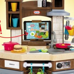 Little Tikes Cook n Learn Smart Kitchen iPad App