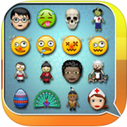Emojinary - The Big Emoji Keyboard with 100+ New Emoji Symbol