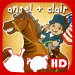 Ansel and Clair Paul Revere