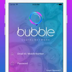 BUBBLE: Everything Social