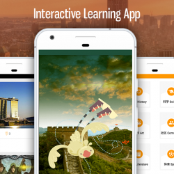 Interactive Learning App