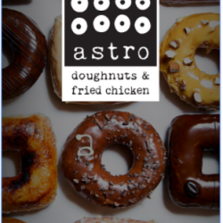 Astro Doughnuts(Food & Drink)