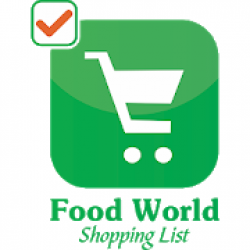 Food World Shopping List