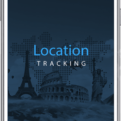 Location Tracking App