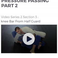 Closed Guard – Fitness App