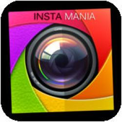 Insta Mania - A Perfect Image Editing App