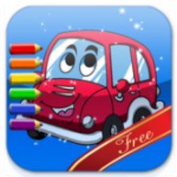Kids Coloring: Cars