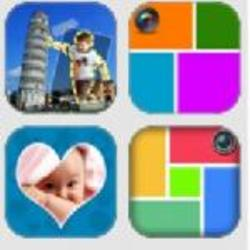 Collage Bundle-easy cut and paste,frame and pic collage maker