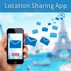 Location Sharing App
