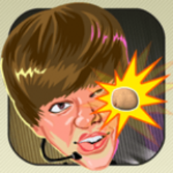 Bieber Candy Smasher