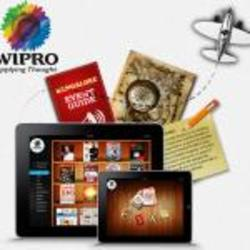 Wipro: Lounge iPad app