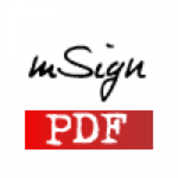 PDF mSign Home
