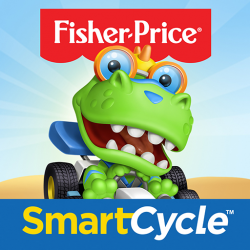 Fisher Price Smart Cycle - Mission to Tech City