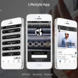 Fashion / LifeStyle APP