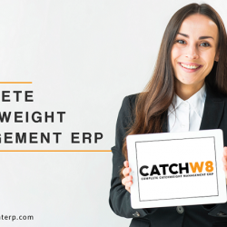Catch Weight Management ERP | CATCHW8