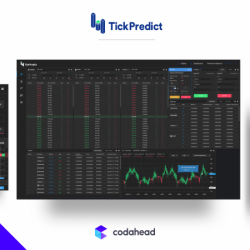 Tickpredict - crypto trading platform for serious traders and market makers