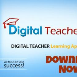 Digital Teacher Learning App
