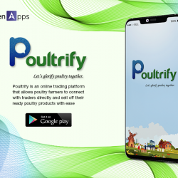 Poutrify-Poultry Trading Business App