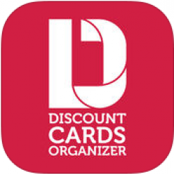 Discount Cards Organizer