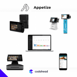 Appetize - modern POS solution