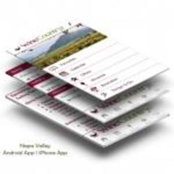 Wine Valley based App