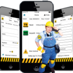 "OH&S Hazard Inspection & Safety App "" Take 5"""