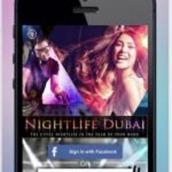 NIGHTLIFE DUBAI Event App
