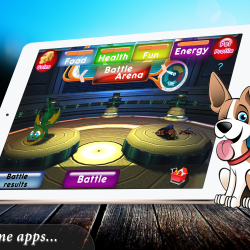 Pet Animal - An App iOS and Andorid