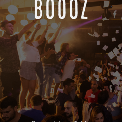 Booz - Restaurant & Event  Mobile App