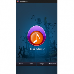 Desi Music- Android and iOS