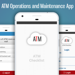 ATM Operations and Maintenance App