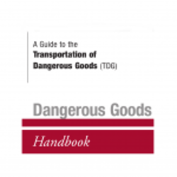 TDG – Transportations of Dangerous Goods Books