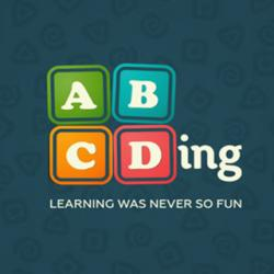 ABCDing - Augmented Reality Learning App for Kids
