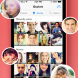 Insta Message iOS & Android Mobile Application