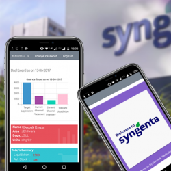 Syngenta Digital Liquidation App
