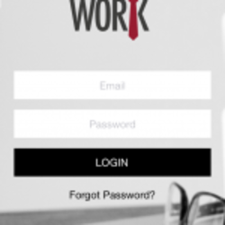 myGwork iPhone application