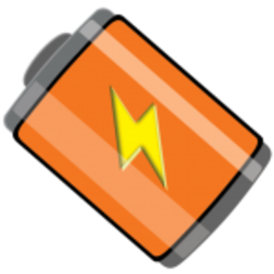 The Lightest Battery Widget