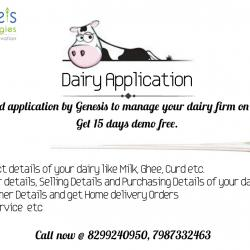 Dairy Application