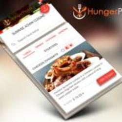 Hunger Plaza- The Food Delivery App