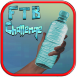 Bottle Flip - FTB Challenge 3D