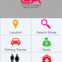 Express Avenue Mall Directory - An offline routing guide for Mall visitors