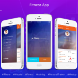 Fitness / GPS / Adaptive Payment Method APP