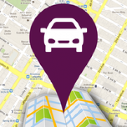 Smart Car Locator - Park It Forget It