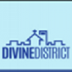Divine District (Church and NGO App)