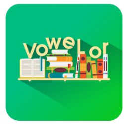 Vowelor : Readers Social Media App