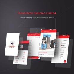 Thermotech Heating Systems e-commerce App