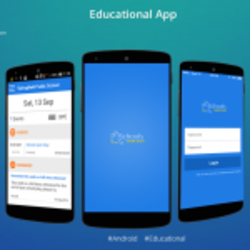 School Event Management / Communicate Organizer APP