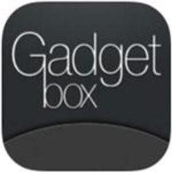 Gadget Box – iPhone App